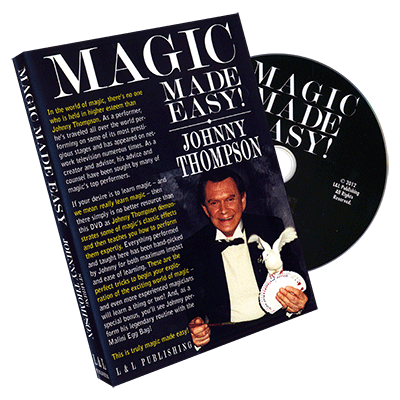 Magic Made Easy - Johnny Thompson