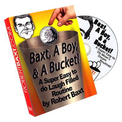 Baxt -  a Boy & a Bucket -by Robert Baxt