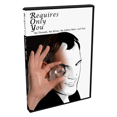 Requires Only You by Roy Zaltsman