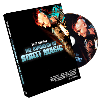 The Business of Street Magic by Will Stelfox - video DOWNLOAD