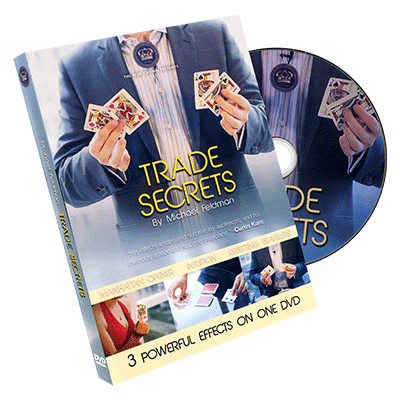 Trade Secrets by Micheal Feldman