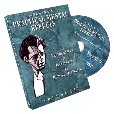 Annemann`s Practical Mental Effects Vol. 6 by Richard Osterlind