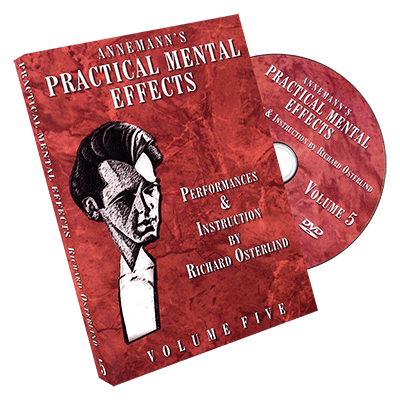 Annemann`s Practical Mental Effects Vol. 5 by Richard Osterlind