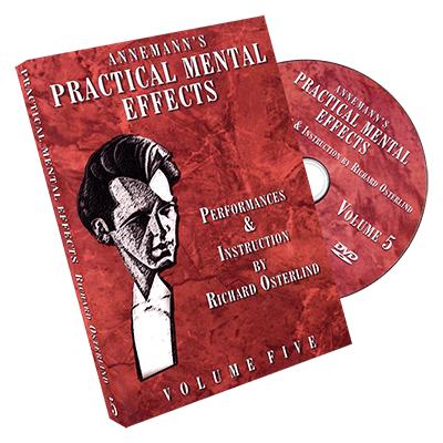Annemann`s Practical Mental Effects Vol. 5 by Richard Osterlind