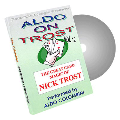 Aldo on Trost volume12 by Wild Colombini Magic
