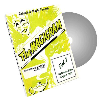 Magigram Volume 1 by Wild-Colombini Magic