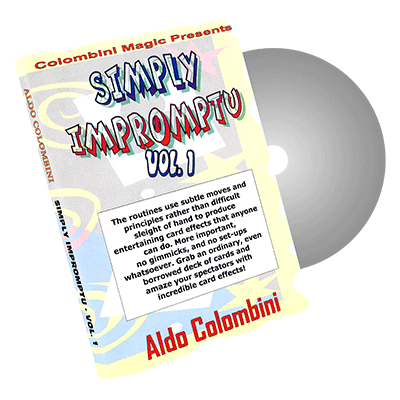 Simply Impromptu volume1 by Wild-Colombini