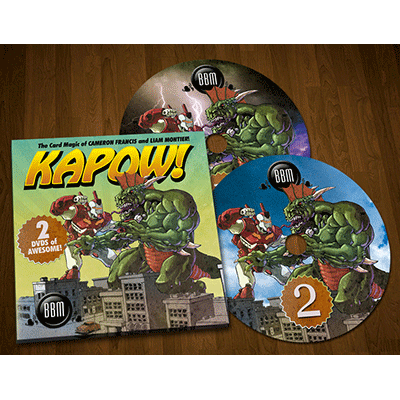 KAPOW! by Cameron Francis and Liam Montier - video DOWNLOAD