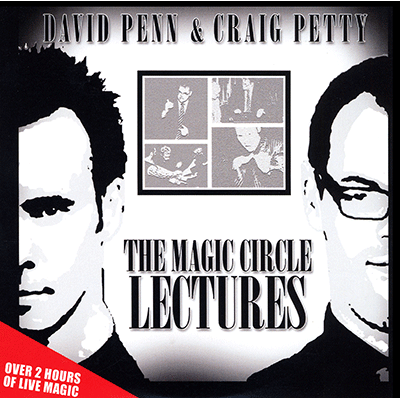 Magic Circle Lectures by David Penn and Craig Petty*