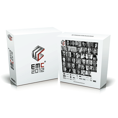 EMC2012 DVD Boxed Set by EMC