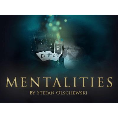Mentalities By Stefan Olschewski