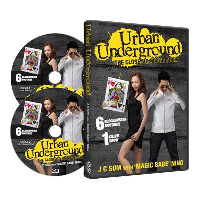 Urban Underground by J.C Sum