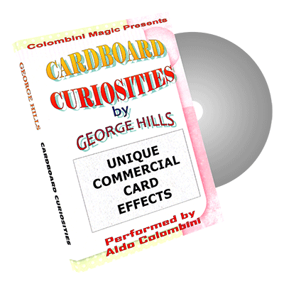 Cardboard Curiosities by Wild-Colombini Magic