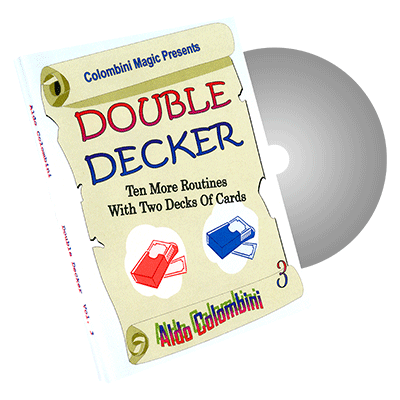 Double Decker Vol.3 by Wild-Colombini Magic