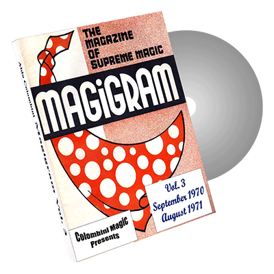 Magigram volume3 by Wild-Colombini Magic