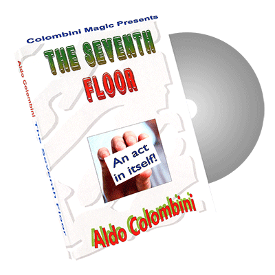 Seventh Floor Card Act by Wild-Colombini Magic