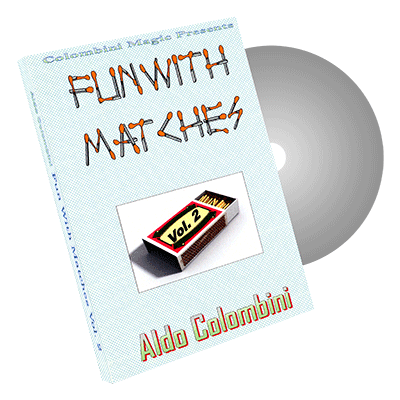Fun-With-Matches-Vol.2-by-WildColombini-Magic