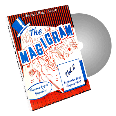 Magigram volume2 by Wild-Colombini Magic