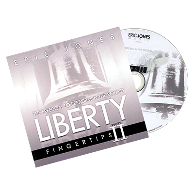 Liberty Fingertips  2 by Eric Jones - video DOWNLOAD