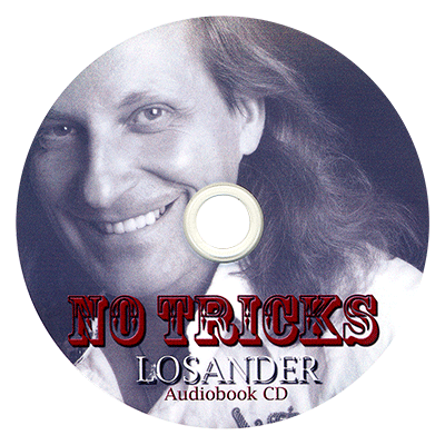 No Tricks by Losander - Audio CD*