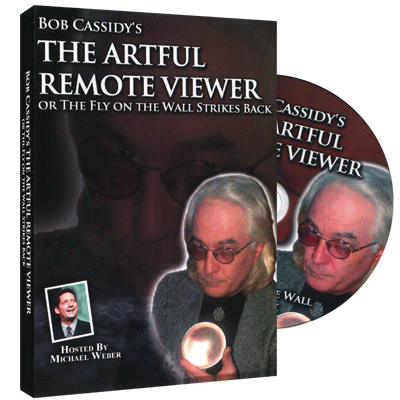 The Artful Remote Viewer by Bob Cassidy