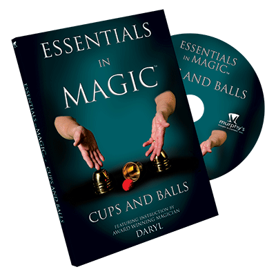 Essentials in Magic Cups and Balls - video DOWNLOAD