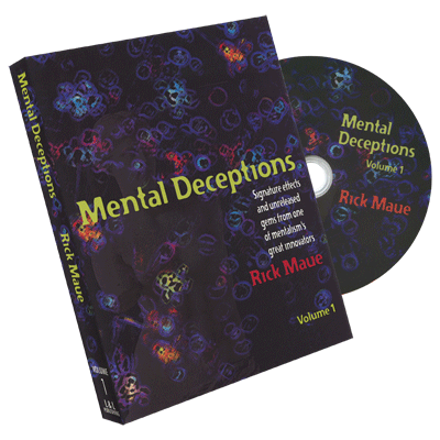 Mental Deceptions by Rick Maue - video DOWNLOAD