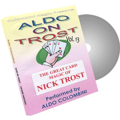 Aldo on Trost Vol.13 by Wild-Colombini Magic