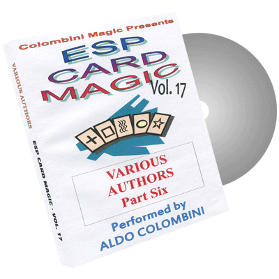 ESP Card Magic Vol.17 by Wild-Colombini