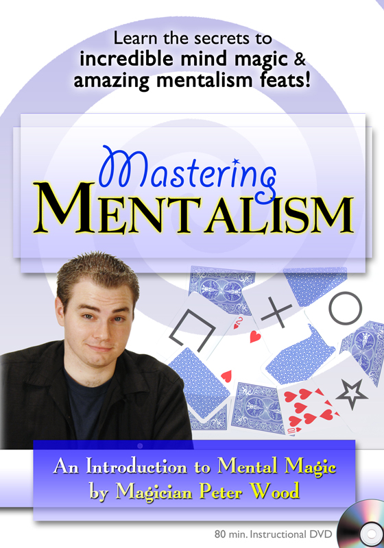 Mastering Mentalism - Peter Wood
