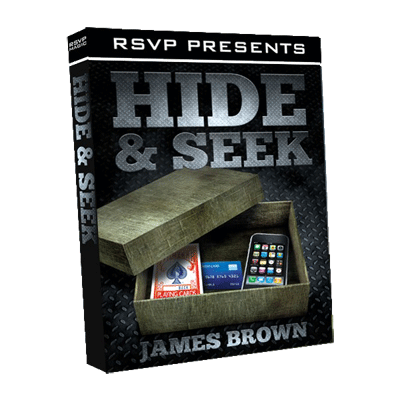 Hide & Seek by James Brown