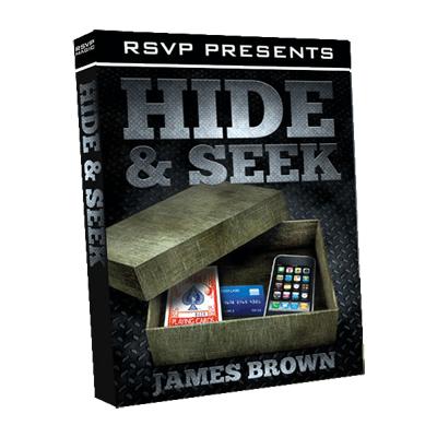 Hide & Seek by James Brown