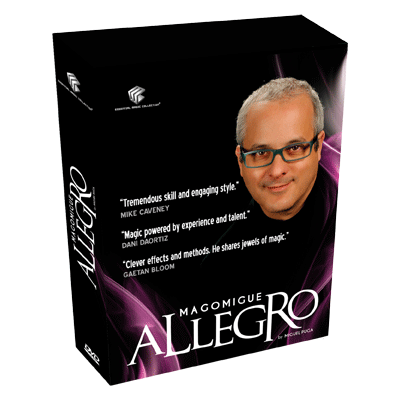 Allegro by Mago Migue and Luis De Matos