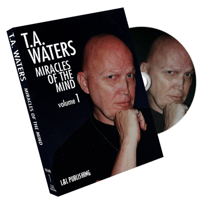 Mysteries of the Mind  by TA Waters