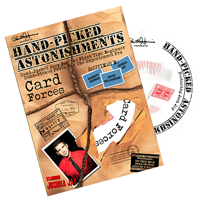 Handpicked Astonishments (Card Forces) by Paul Harris and Joshua Jay - video DOWNLOAD