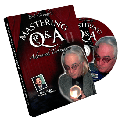 Mastering Q&A: Advanced Techniques (Teleseminar CD) by Bob Cassidy*