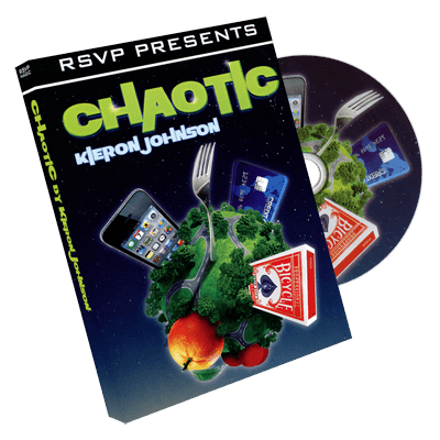 Chaotic by Kieron Johnson and RSVP Magic
