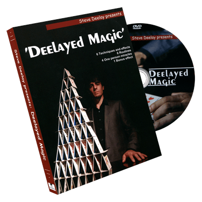 Deelayed Magic by Steve Deelay