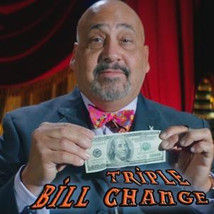 Triple Bill Change - George Bradley