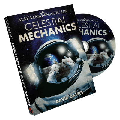 Celestial Mechanics by Dave Davies and Alakazam Magic