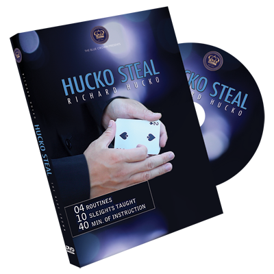 Hucko-Steal-by-Richard-Hucko