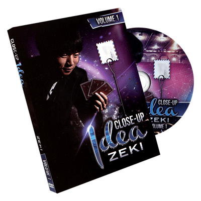 Close up by Zeki Volume 1