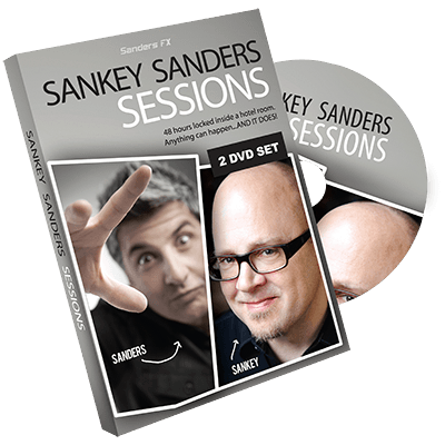Sankey/Sanders-Sessions-by-Jay-Sankey-and-Richard-Sanders*