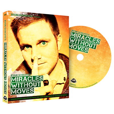 Miracles Without Moves by Ryan Schlutz - video DOWNLOAD