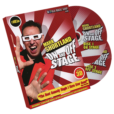 On and Off Stage by Mark Shortland and World Magic Shop*