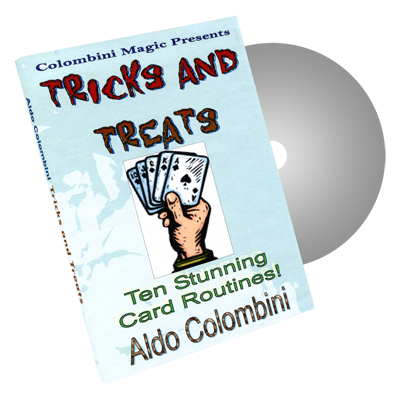 Tricks & Treats by Wild-Colombini Magic