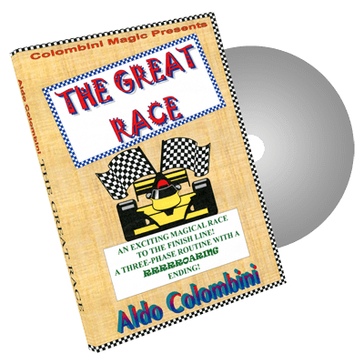 The Great Race by Wild-Colombini Magic