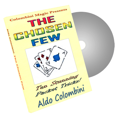 The Chosen Few by Wild-Colombini Magic