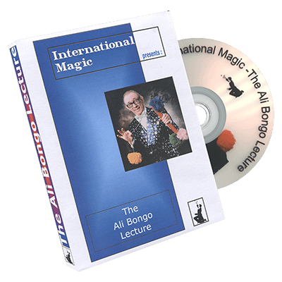 Ali Bongo Lecture by International Magic