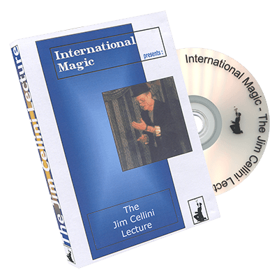 Jim Cellini Lecture by International Magic